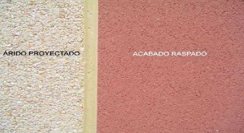 Rehabilitaciones y construcciones conesa lozano - Mortero monocapa colores ...